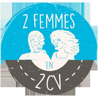 2 Femmes en 2CV