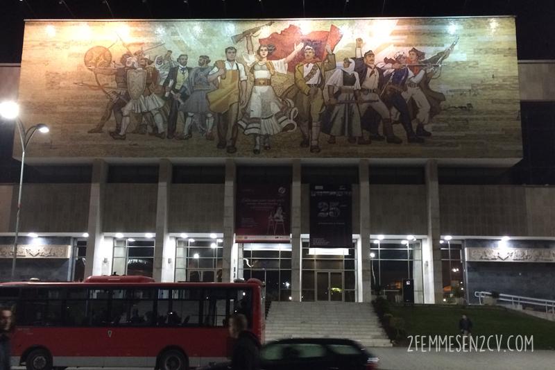 Albania-Tirana