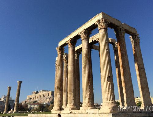 Grecia – Atenas