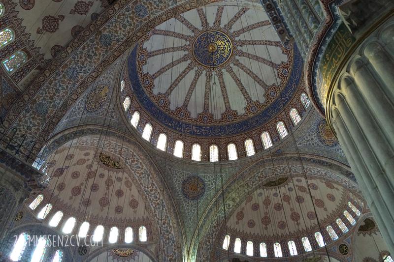Turquía - Estambul - Mezquita Azul