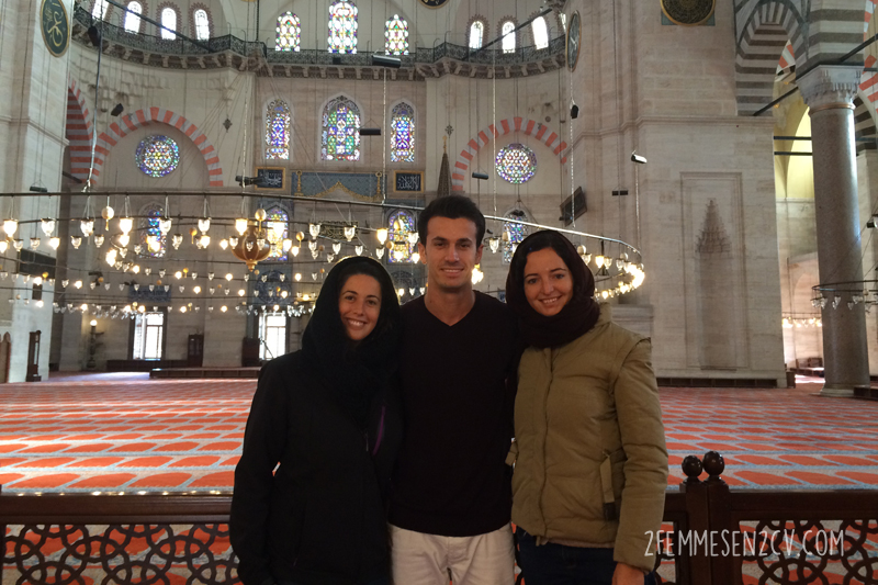 Turquía - Estambul - Süleymaniye