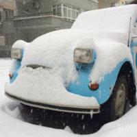Turkey - Ankara - Snowfall
