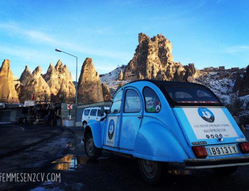 Turquía – Cappadocia
