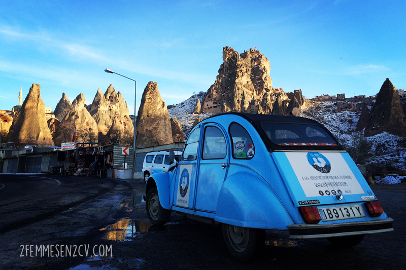 Turquía - Cappadocia