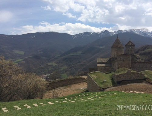 Armenia – Tatev