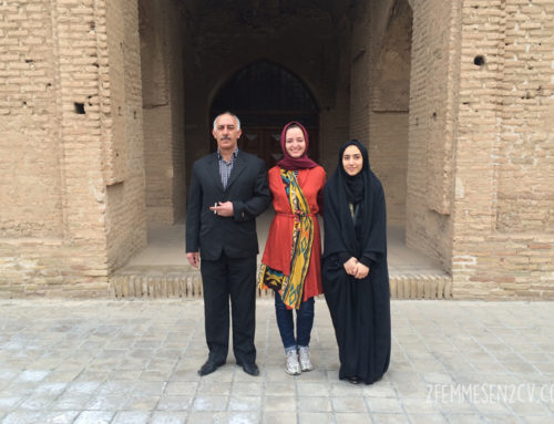 Irán – Saveh