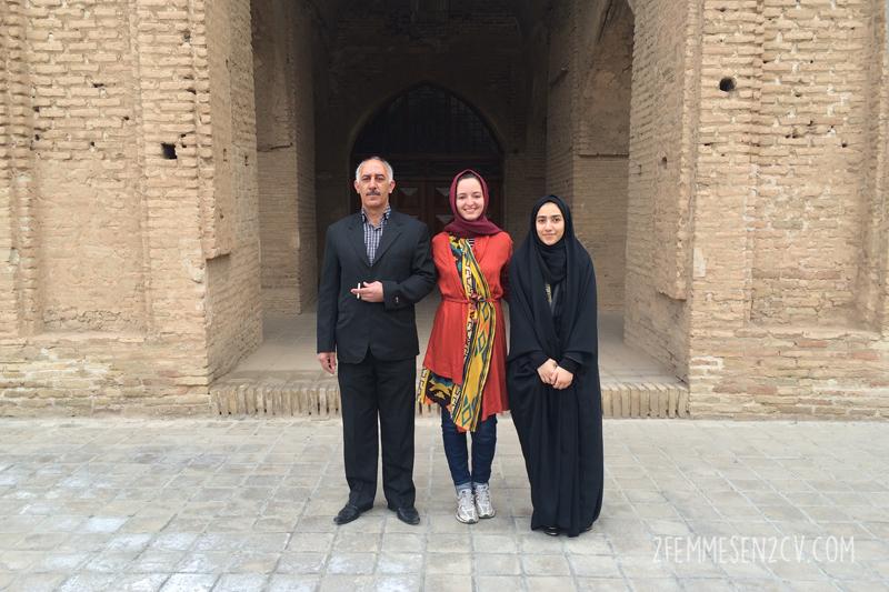 Irán - Saveh
