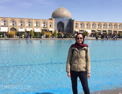 Irán – Isfahan