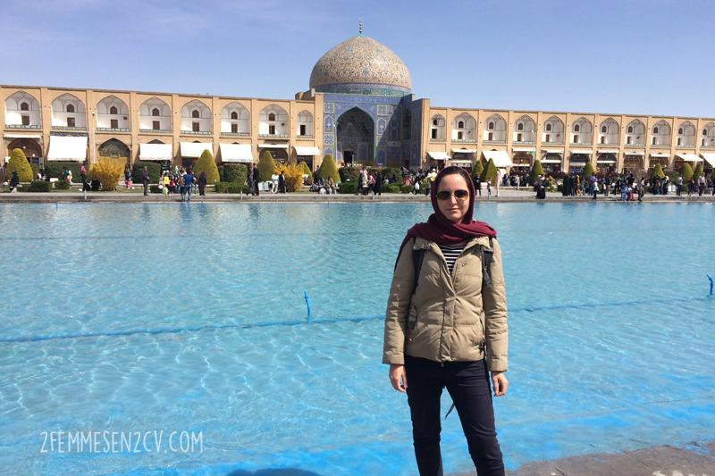 Irán - Isfahan