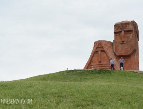 Nagorno Karabaj – Stepanakert