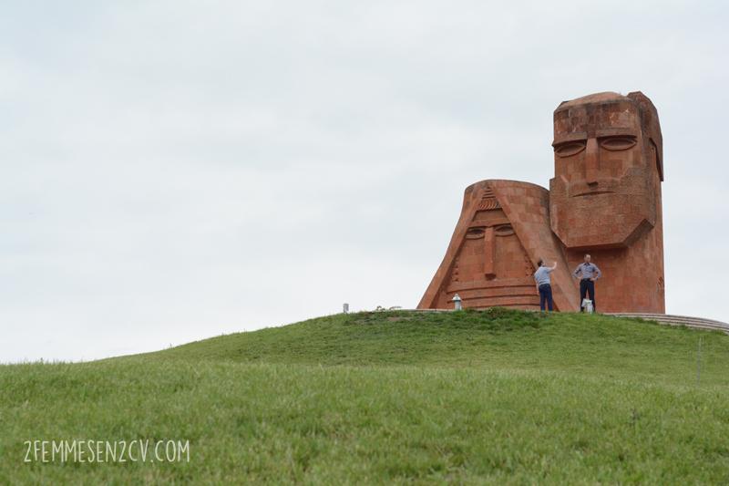 Nagorno Karabaj - Stepanakert