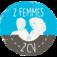 2 Femmes en 2CV Logo